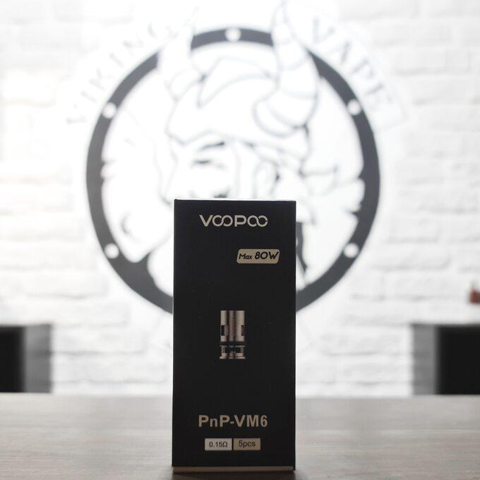 Cменный испаритель VOOPOO PNP VM6
