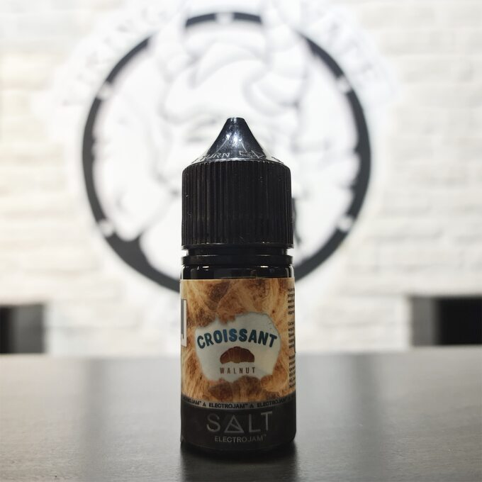 Солевая жидкость для вейпа Electro Jam Croissant SALT