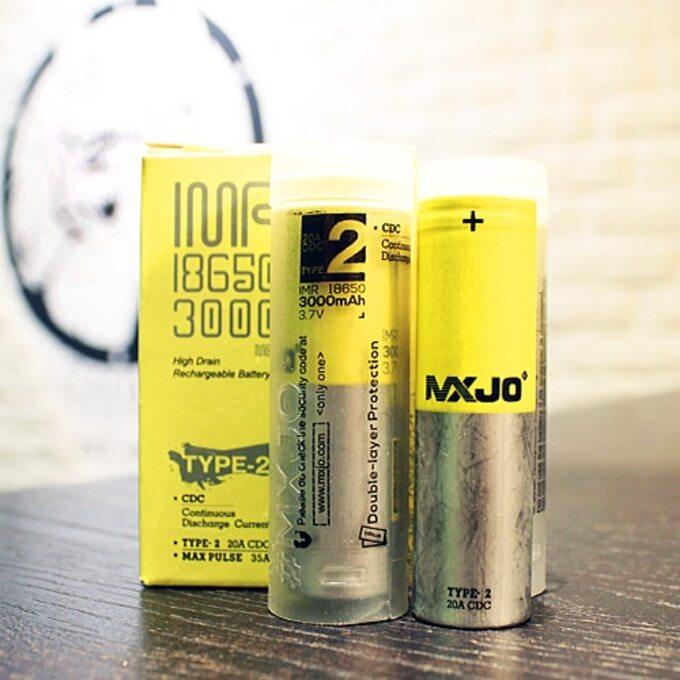 Аккумулятор MXJO 35A, 3000 mAh