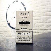 Картридж MYLE VGOD Cubano (Табачный вкус)