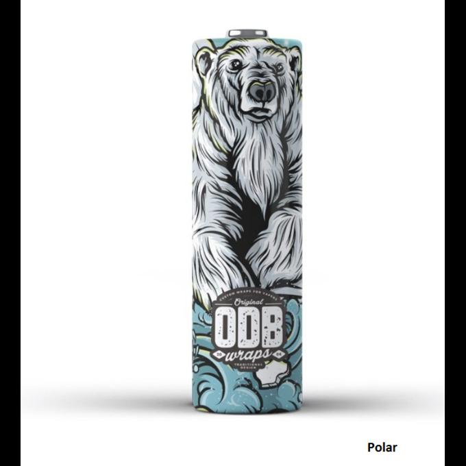 ODB Wraps Polar 18650