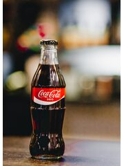 Coca Cola Light Original Bottle