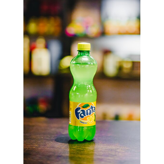 Fanta Лимон