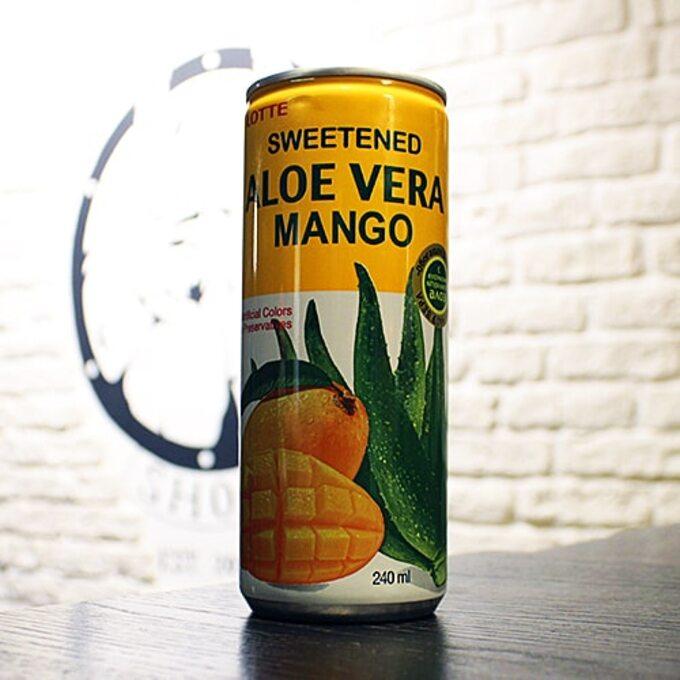 Напиток Aloe Vera Mango