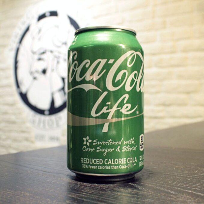 Напиток Coca Cola Life
