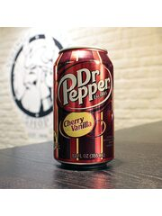 Напиток Dr Pepper Cherry Vanilla