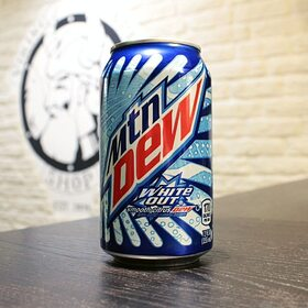 Напиток Mountain Dew White Out