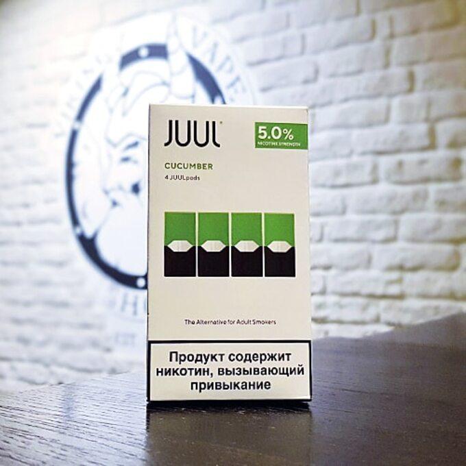 Cменный картридж JUUL Cucumber