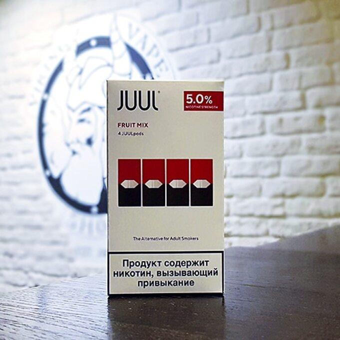 Cменный картридж JUUL Fruit Mix