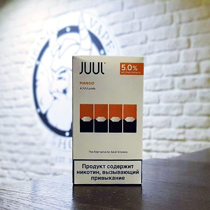 Cменный картридж JUUL Mango
