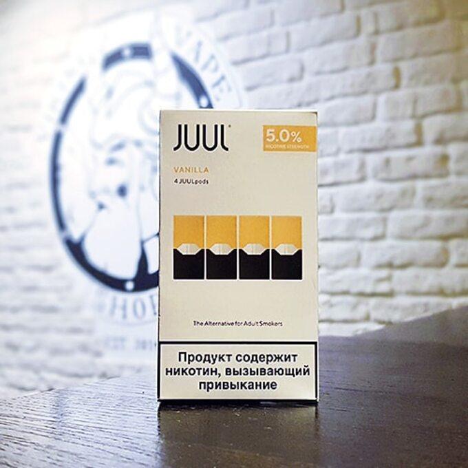 Cменный картридж JUUL Vanilla