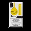 Одноразовый электронный парогенератор MYLE Mini Банан Ice