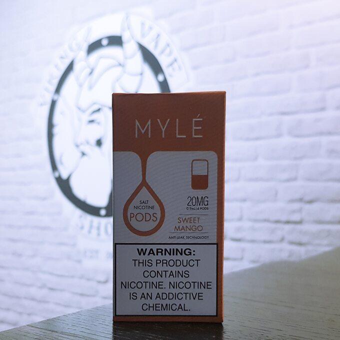 Картридж MYLE V4 Сладкий Манго 20 mg