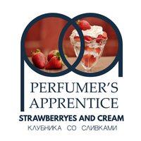Strawberryes And Cream (Клубника со сливками)