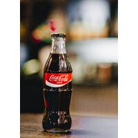 Coca Cola Light Original Bottle