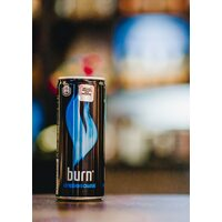 Burn Blue